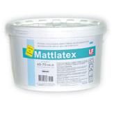 Матовая краска Mattlatex