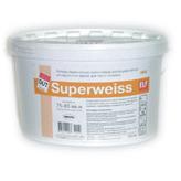 Матовая дисперсионная краска Superweiss
