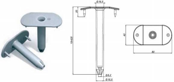 GOW-PLUSовальный телескоп с шипами